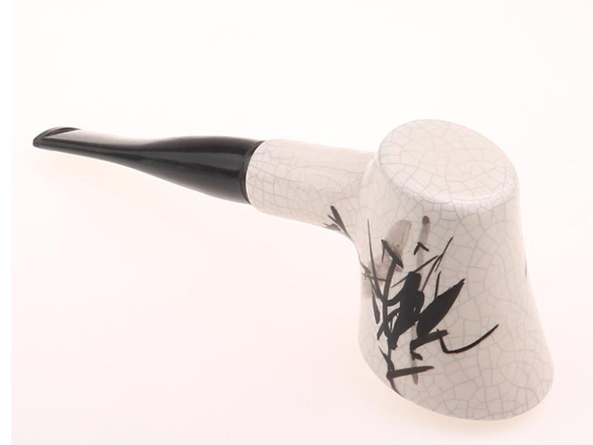 Imágenes personalizadas, artículos, tubos de cerámica, cigarrillos de moda, mano de obra exquisita.