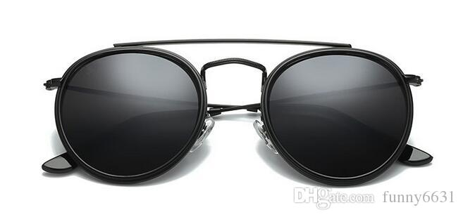 El más nuevo verano hombre gafas de sol de metal protección UV400 Gafas de sol Moda hombres mujeres Gafas de sol gafas unisex gafas de ciclismo envío gratis