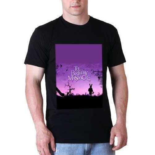 The Birthday Massacre T SHIRT Black New MenS Tee Size S To 3XL Cartoon Shirts Urban From Amesion09 1208