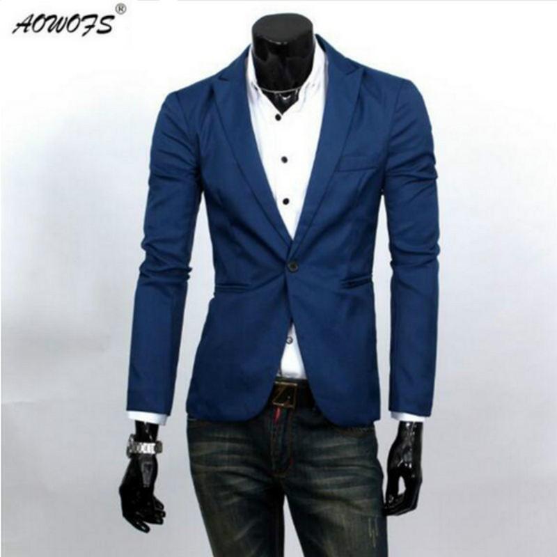 online store 33712 f9e29 All ingrosso-vendita calda moda uomo bello piccolo vestito casual da uomo  giacca sportiva elegante giacche sottili vestito di affari di svago  maschile ...