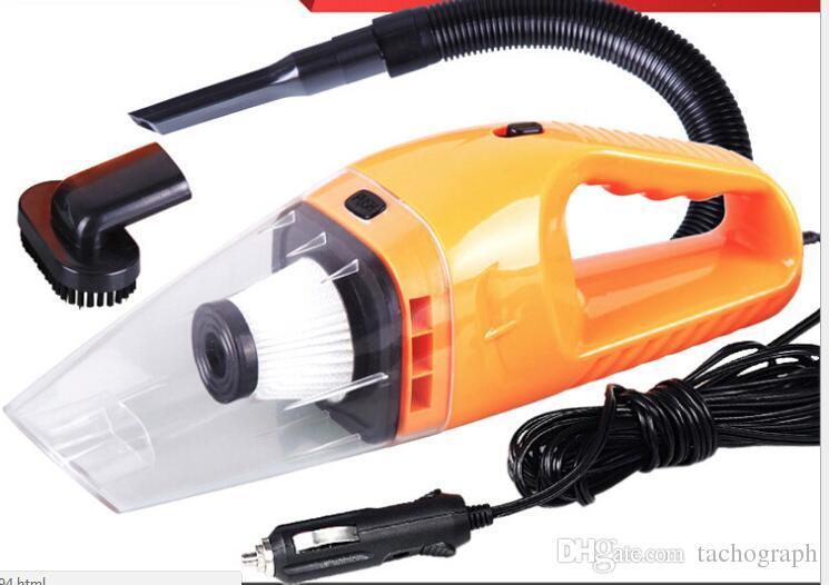 Автомобильный Hypa типа пылесос сухой мокрой двойного назначения высокой мощности 120 Вт супер всасывания вакуума 12V машина пылесос
