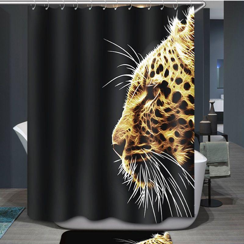Cheap Striped Shower Curtains Best Cute