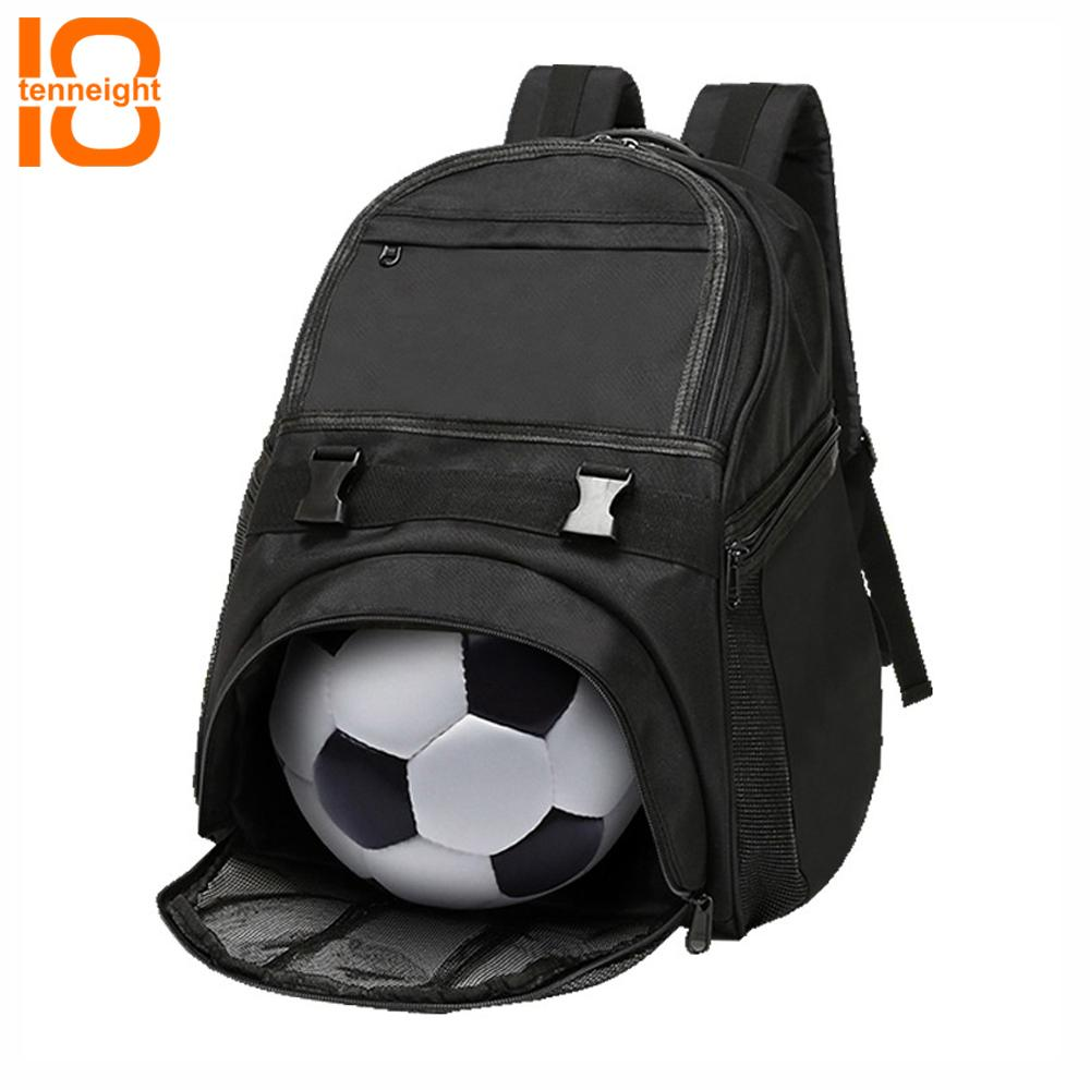 1f4382777dbc TENNEIGHT Youth Football Basketball Backpack Outdoor Men s Sports Gym Bags  Shoes T-Ball Softball equipment backpack Training Bag
