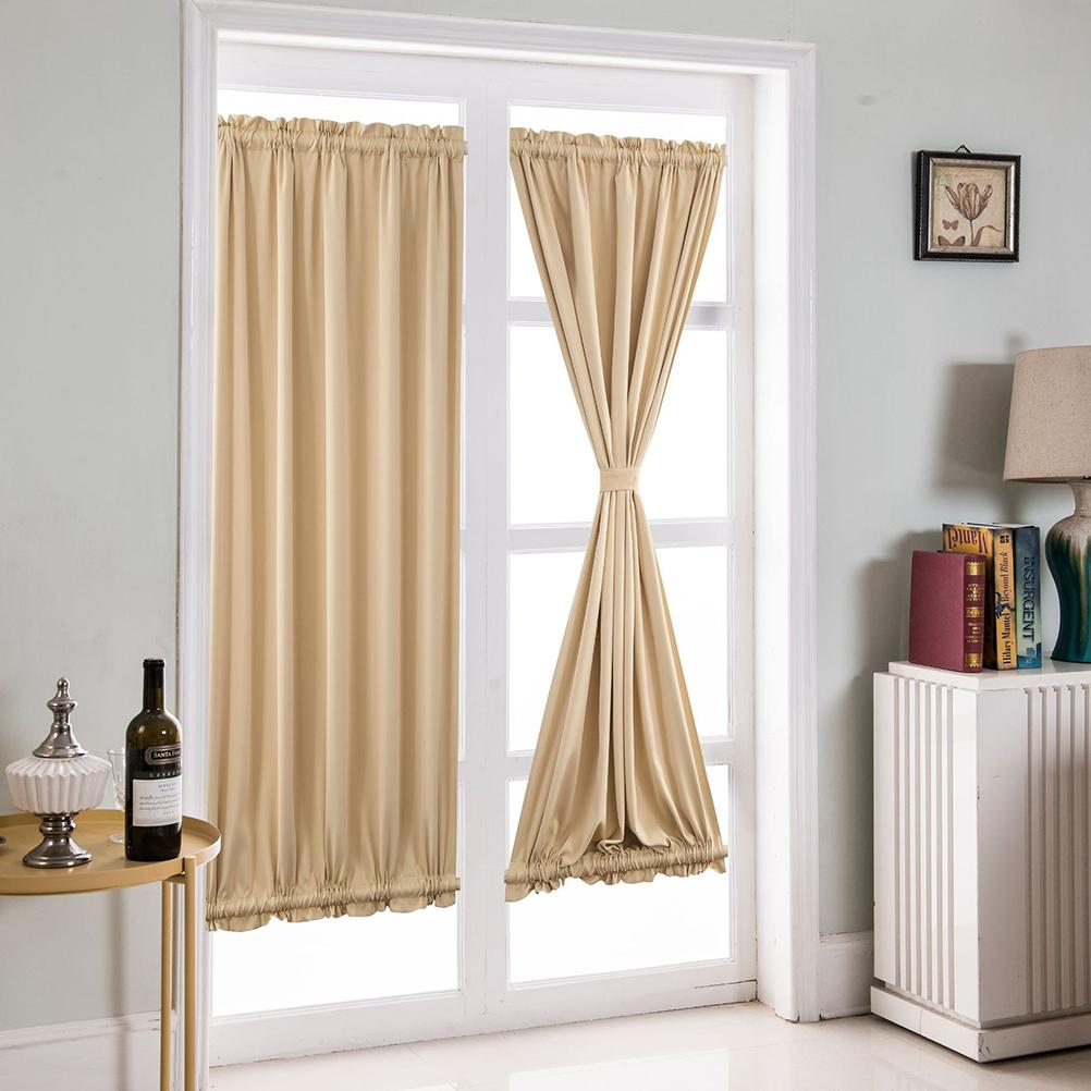 2019 Roman Curtain Blackout Window Light Shading Curtains Home Decor Solid  Modern Cortina Rideaux Pour Le Salon From Igarden001, $33.61 | DHgate.Com