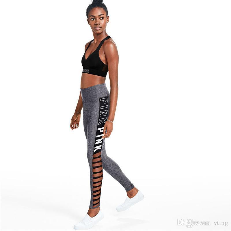 4c2f169a62ada0 New Yoga Pants Digital Printing Hollow Sports Leggings Women Sports ...