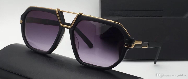 4a25e419992 Luxury 8038 Sunglasses For Men Design MOD8038 Sunglasses Gold Plated ...