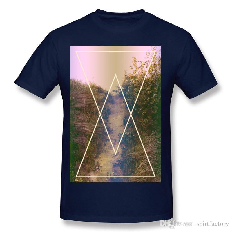 Luxe Homme Pourcentage de coton hors des sentiers battus T-shirts Homme ras du cou bleu T-shirt à manches courtes S-6XL T-shirts Normal