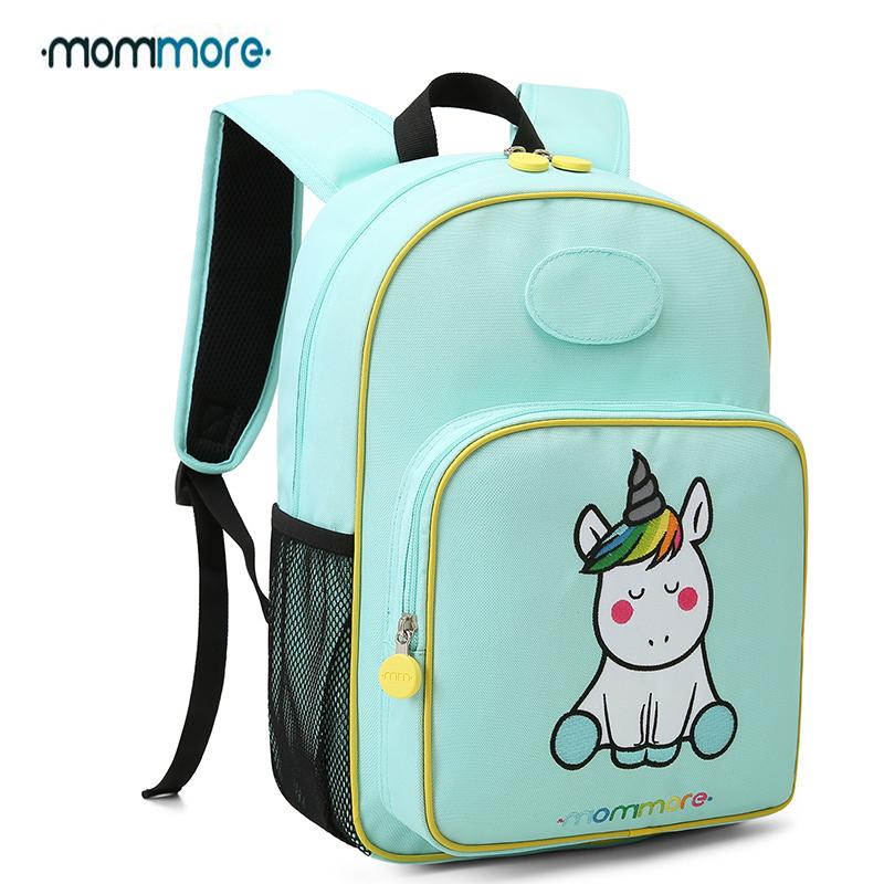 2019 Mommore Unicorn Kids Backpack Waterproof School Bag For Boys Girls Bags  For Picnic Cute Bag Kids Hiking Lunch From Fragranter 04d9fc5e78a68