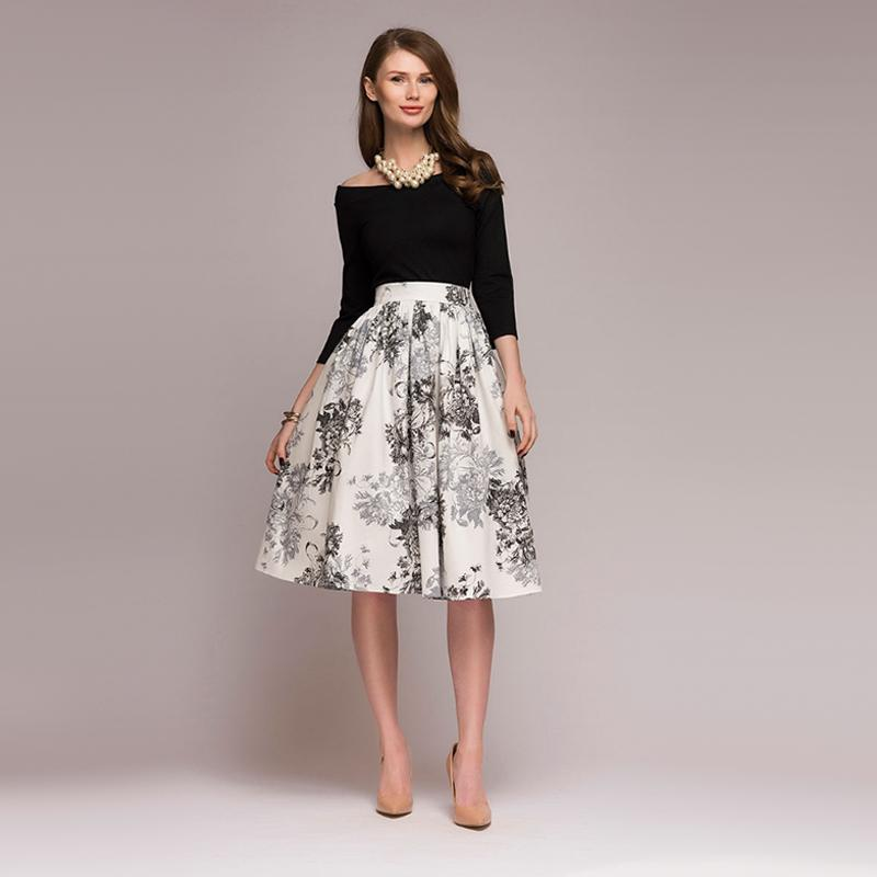 8fff145a6f75 Women Vintage Off Shoulder Casual Dress Elegant Bohemian Party Chic Dresses  Autumn 2018 Long Sleeve Floral Prom Midi Women Dress Shop For Womens Dresses  ...
