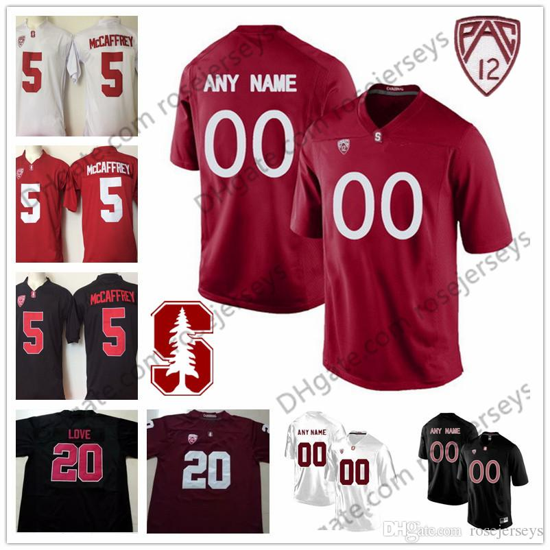 b817c3a88 2019 Custom Stanford Cardinal College Football Jerseys Men Youth Kid Black  Red White Personalized Stitched Any Name Number Love Elway NCAA S 3XL From  ...