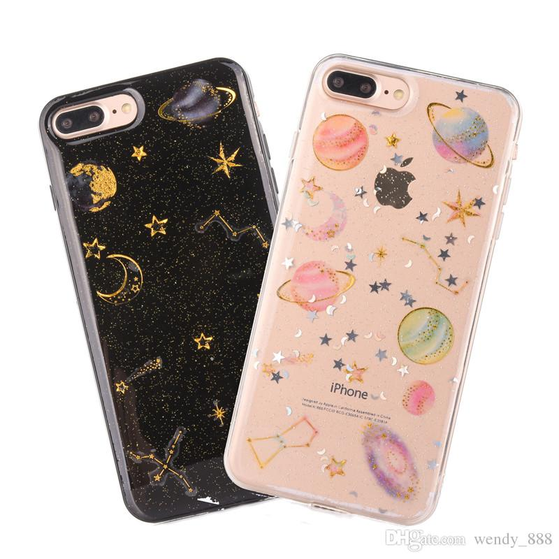 coque iphone 8 planet