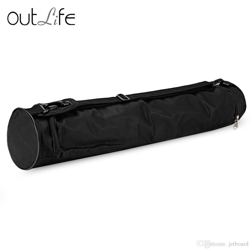 Ropa De Hombre Buy Cheap Outlife 73 X 13cm Yoga Mats Bag Oxford Cloth Strap Exercise Gym Fitness Pilates Yoga Mat Bag Carrier Backpack Bags