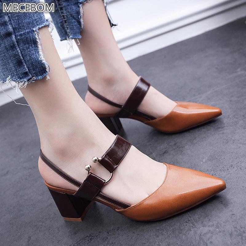 Wholesale Genuine Leather Solid Wedges 0505W Casual Vintage Women Pumps  Wedding Extreme High Heels Dance Shoes Valentine Stiletto Online with   46.79 Pair on ... ce1c518da