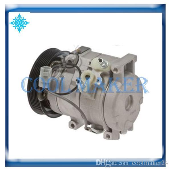 Embrague del compresor 10S17C para Toyota Camry / Solara / Highlander L4 2.4L 88320-06080 88320-48080 88310-48060 8831048060