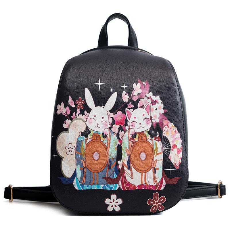 Kid Backpack Cute Bunny Candy Pink Backpacks Teen Grils Pu Backapck Bag for Children  School Bag Kid Backpack Cute Candy Pink Backpacks Backapck Bag for ... bbd56b910437f