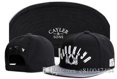 b664583656d 2018 Fashion NONE OF YOUR BUSINESS Cayler   Sons Snapback Hats for ...