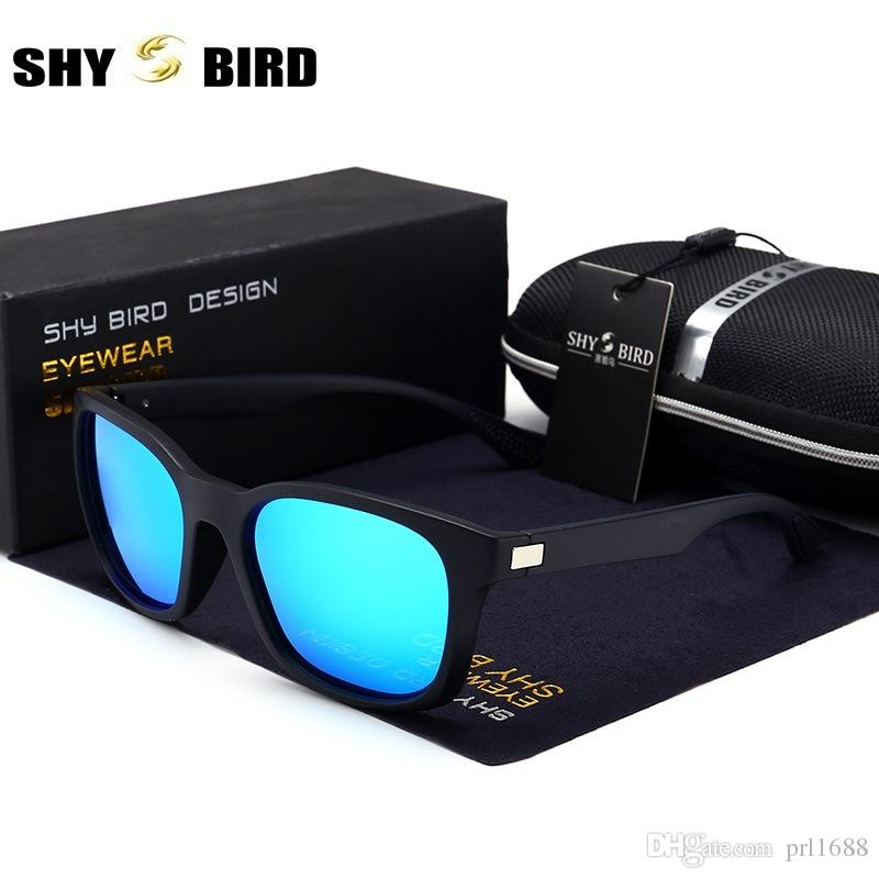 9f715d7954f Factory Direct SHYBIRD Brand Designer Polarized Sunglasses Men s ...