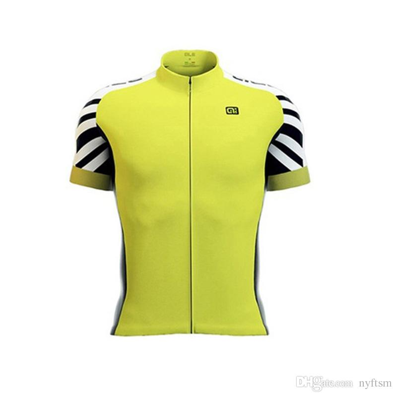 NEW 2018 Anti UV Team cycling jersey bib shorts breathable cycling clothing sports wear cycling wear customize Ropa mailot