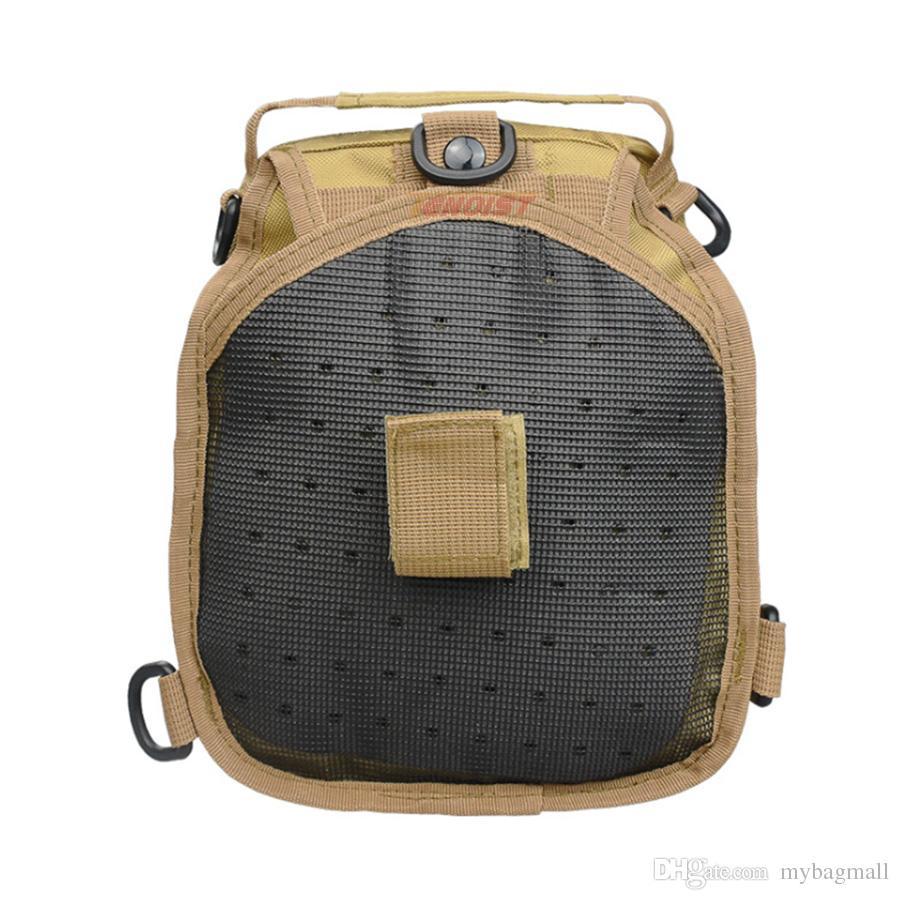 Multifunktions 10L Oxford 600D wasserdichte Tarnung, die Radfahren-Brusttasche wandert