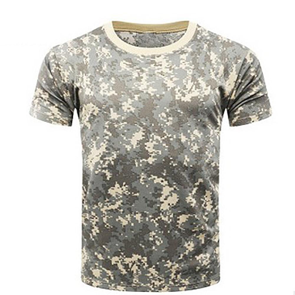 Camouflage Accessory Products Charm Men Individual Modern T-shirt Best Practical Novelty Goods
