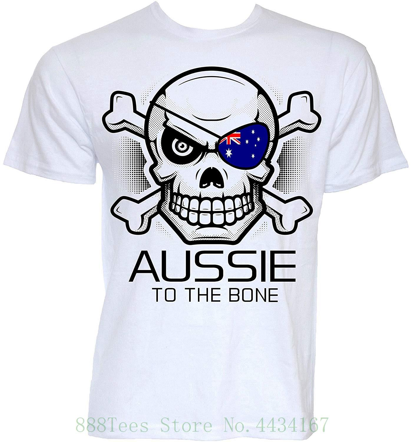 ea2c803d Beat Tees Clothing Mens Funny Novelty Aussie To The Bone Joke Australia  Flag Slogan Gifts T Shirts O Neck Teenage T Shirt Funny Tshirts Long Sleeve  Shirts ...