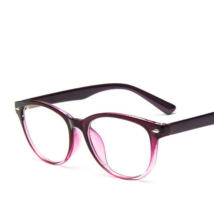2018 2015 New Retro Rice Pin Glasses Frame Tide 2305 Framed Large ...