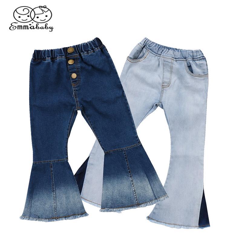 Mutter & Kinder 2-10y 2019 Slim Fit Koreanische Jeans Jungen Länge Kinder Hosen Kinder Hosen Kinder Jungen Hosen Kinder Jeans Für Jungen Jeans Kinder