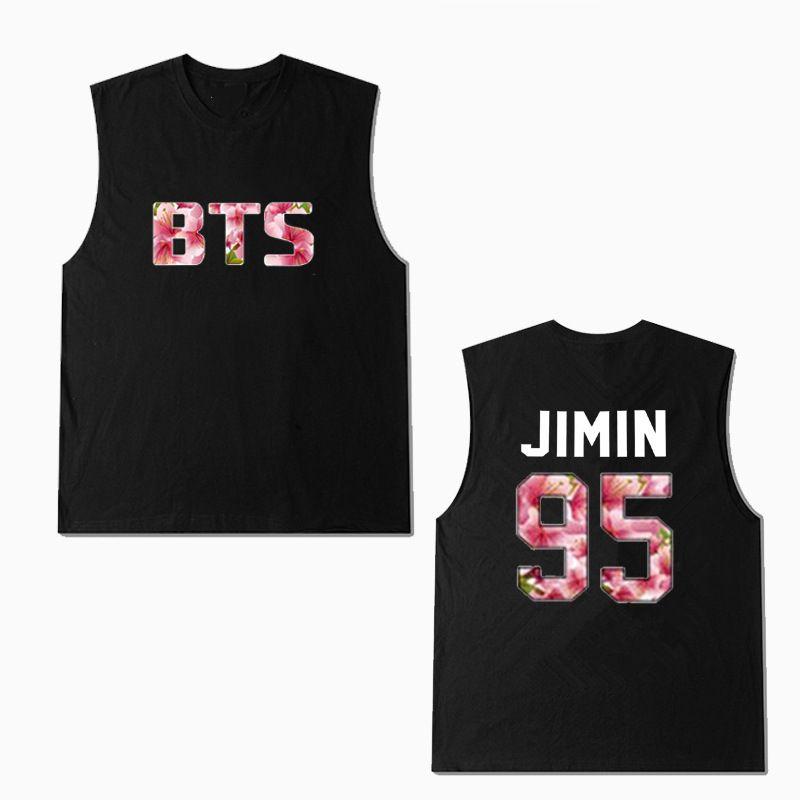 Acquista Kpop BTS Bangtan Ragazzi YOUNG FOREVER Album Shirts Hip Hop  Baseball Vest Tshirt Maglietta Senza Maniche Tops T Shirt DX496 A  21.85  Dal Xiatian4 ... 28a6d74b98b6