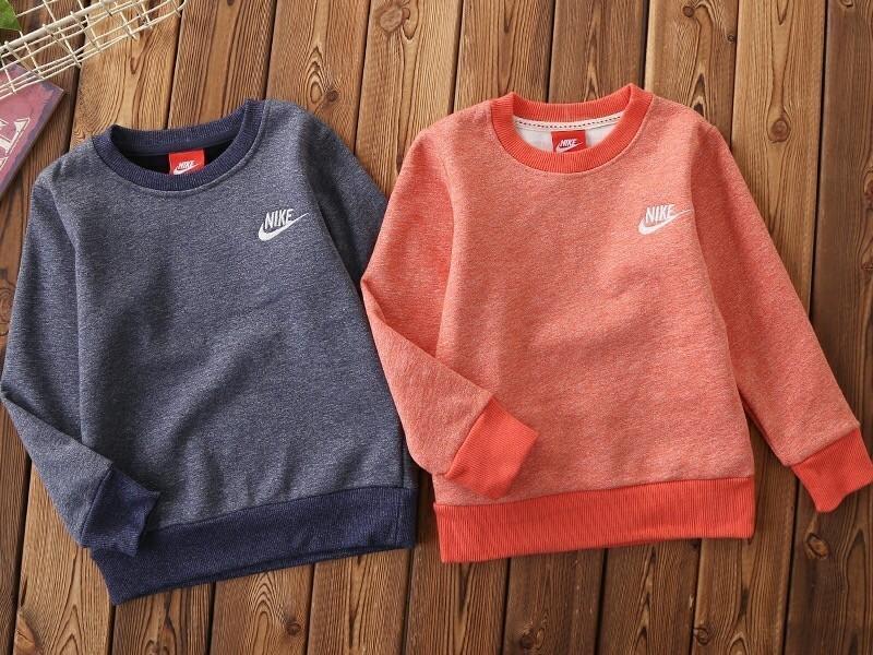 4c53fba9d 2018 New Children Plus Velvet Boys And Girls Sweaters Light And Warm ...