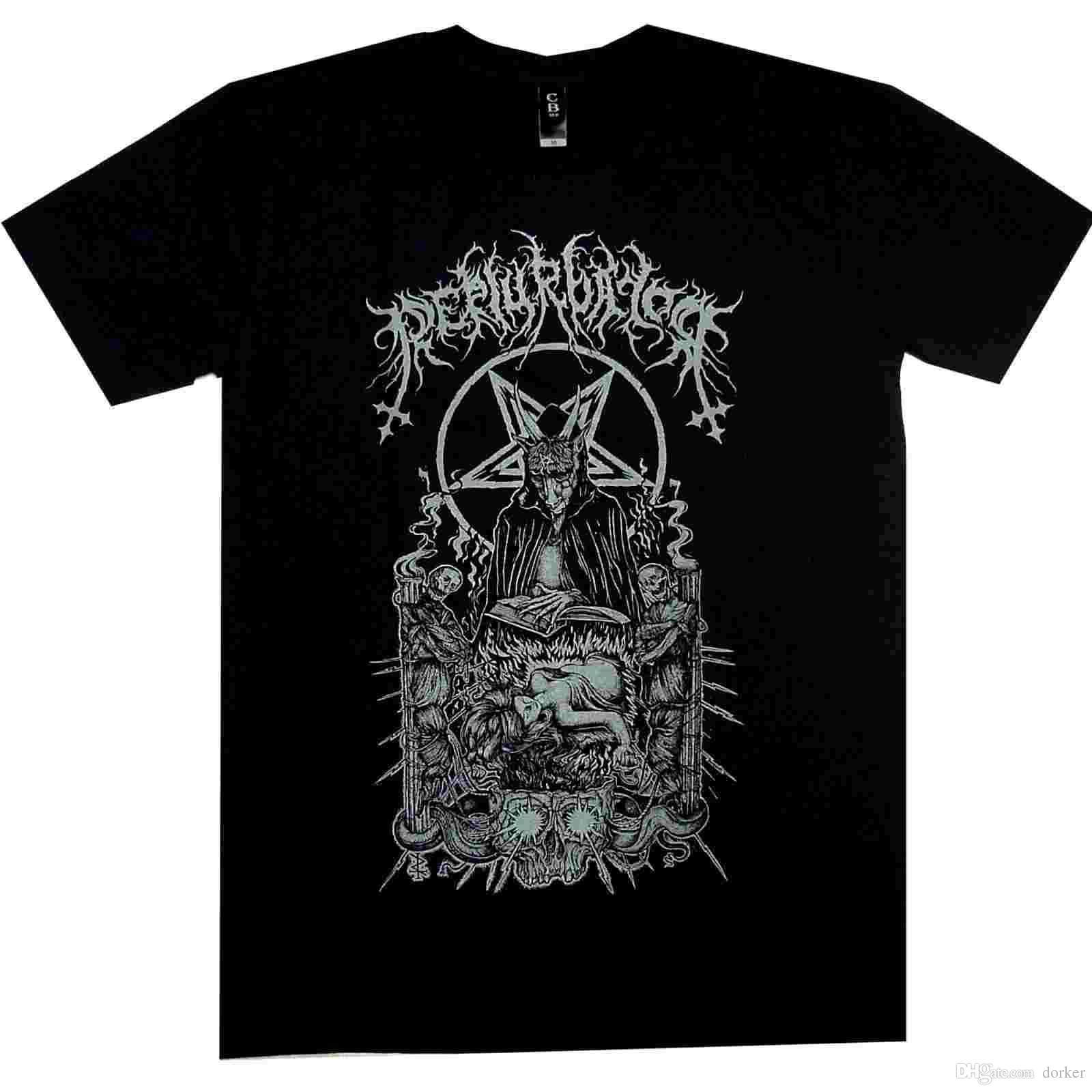 8facc4e92 Perturbator Business Met Satan Shirt Ml Officiële Tshirt Dark Wave T Shirt  Buy Cool T Shirts Online Funny Offensive T Shirts From Dorker, $10.72   DHgate.Com
