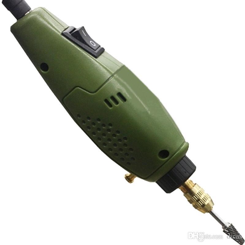 12v mini grinder mini electric drill jade carving machine battery polishing tool electric engraving pen grinding tool