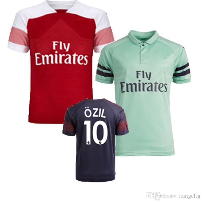 Compre arsenal kids soccer jerseys nombre personalizado número ropa jpg  800x800 Camiseta jersey personalizados uniformes deportivo a3596557d61c6