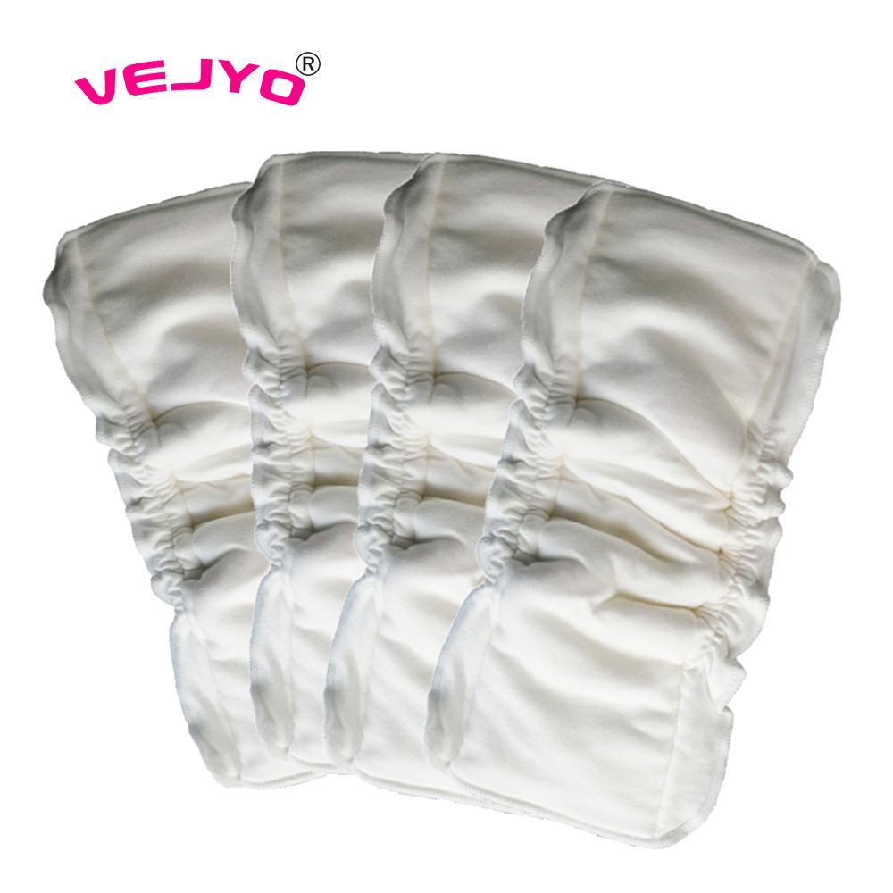 Grosshandel Vejyo 5 Stucke Bio Bambus Baumwolle Wiederverwendbare