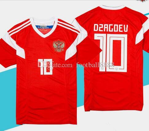 4c6cd8748 2018 World Cup Russia Soccer Jerseys 2018 World Cup Russian Home Red ...