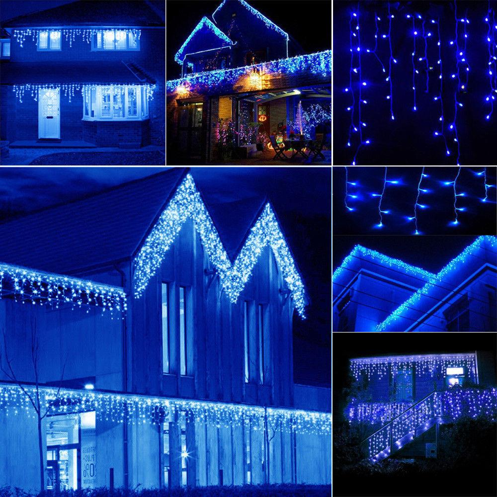 2018 33m 300led Twinkle Star Window Curtain Lights String Fairy Twinkling Led Christmas Light Outdoor Wedding Party Home Garden Decor Nna478 From B2b Life 875
