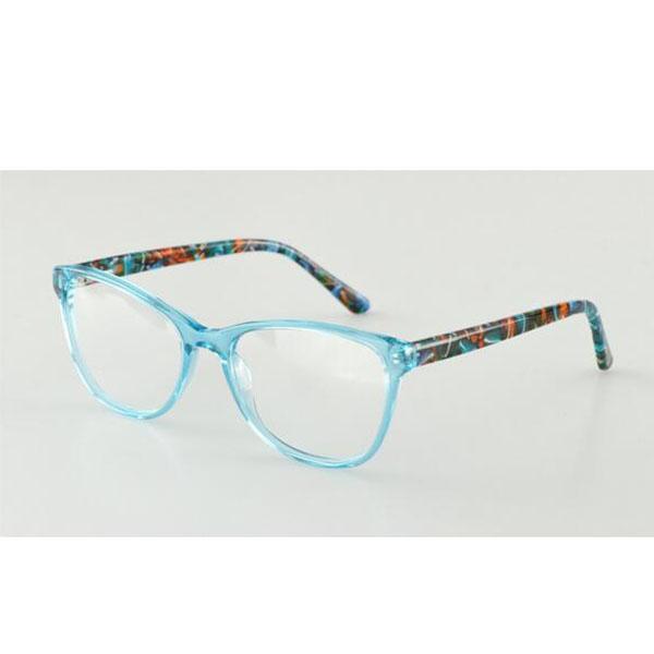 84e1d7d0bf5 Vintage Lady Photochromic Reading Glasses Eyeglasses Color Change Lens  Outside Sunglasses Blue Frame Eye Reader +1.0~+3.0 Strength Non  Prescription Reading ...