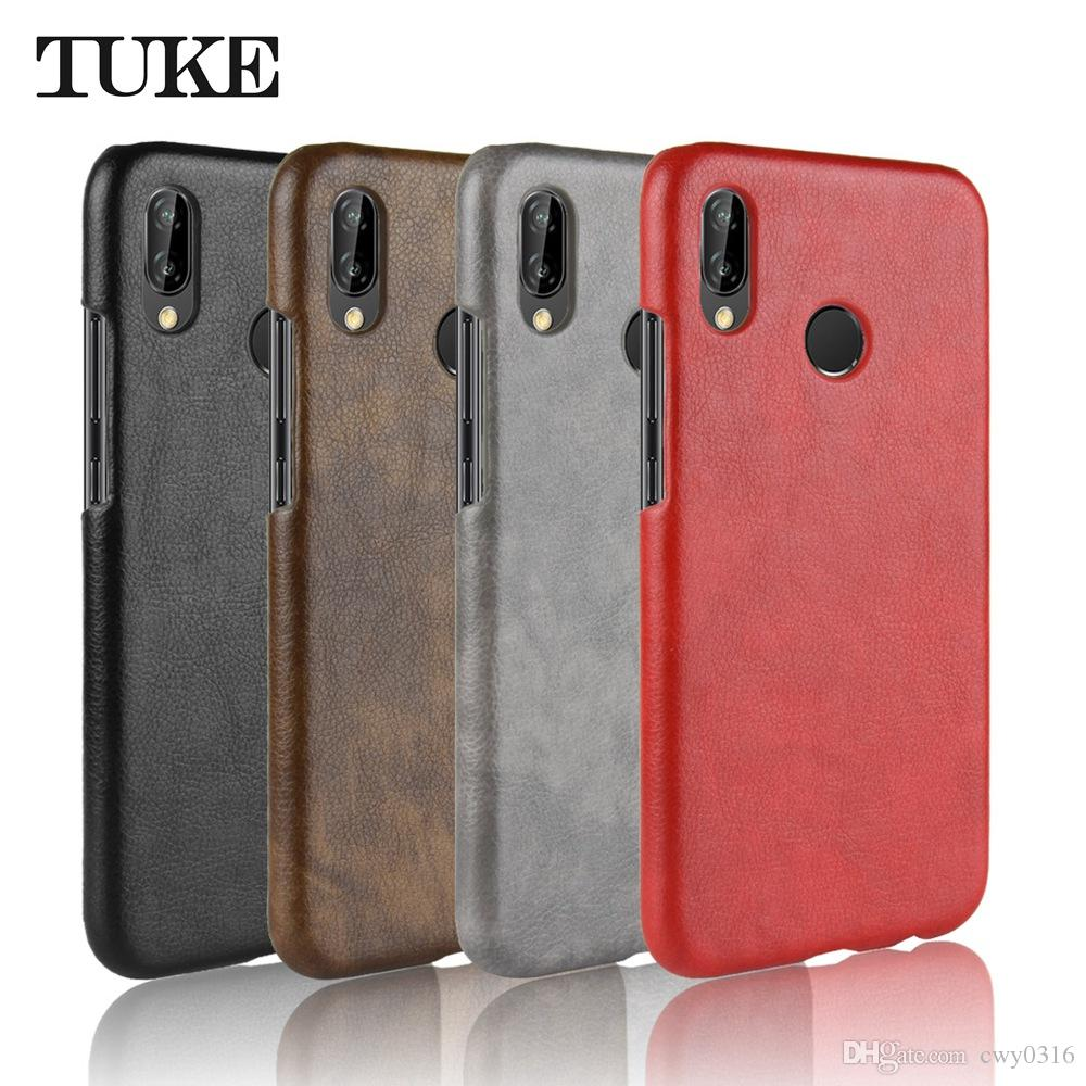 Cases, Covers & Skins Hard Case Sturdy Protective Back Cover For Huawei P20 Lite Elegant Appearance