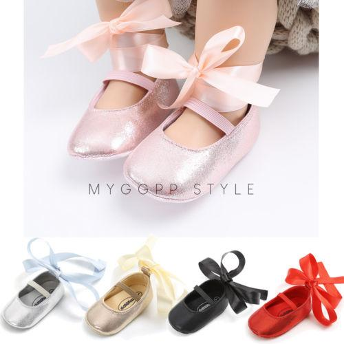 0c4d0a93cbea Fashion Girls Baby Girls Party Bow Toddler Infant Sandles Soft Crib Shoes  Kid Spring Flat Heels Shoes Bow Princess