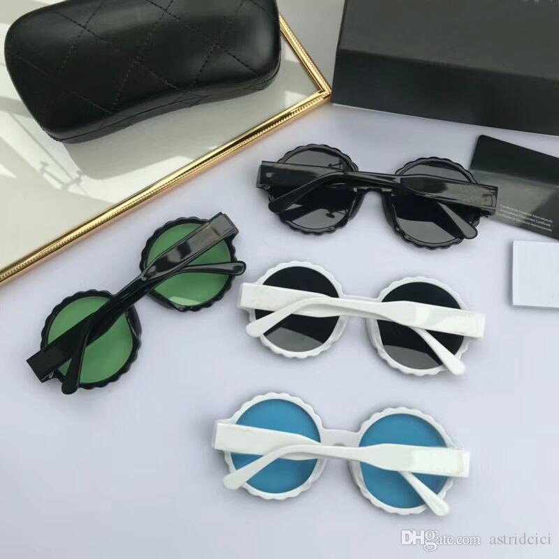 763c8712565 Luxury Sunglasses Female Beautiful Shades Round Sun Glasses Fashion ...