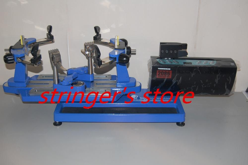 Tennis Stringing Machine >> Aef Badminton Tennis Squash Racket Racquet Electronic Stringing Machine Stringer Elec 8600