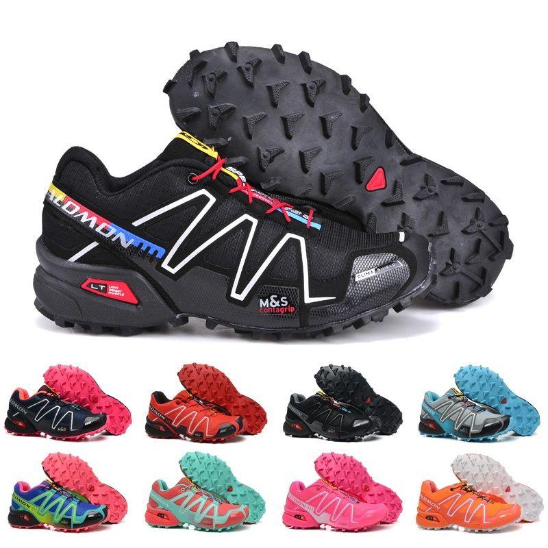 Trail Corsa Fashion Walking 5 Da Best Un Jogging Salomon Donna Peedcross Quality 3 Sports Sneakers 9 Outdoor Scarpe 2018 QCWerodxB