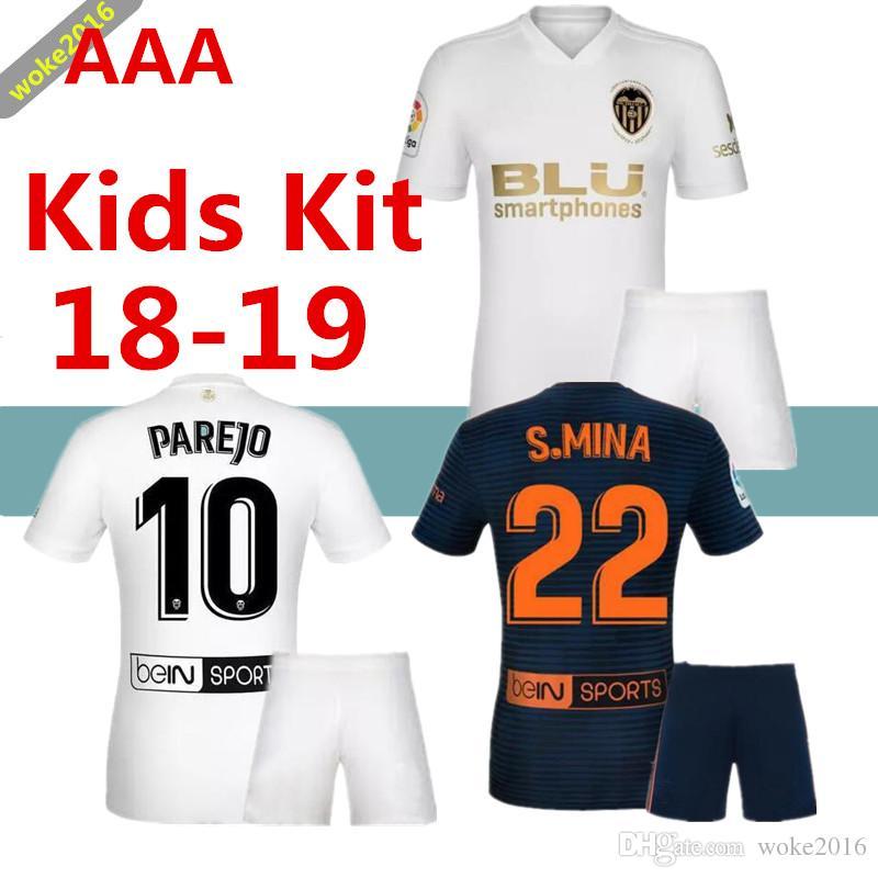 Camiseta Valencia CF S. Mina
