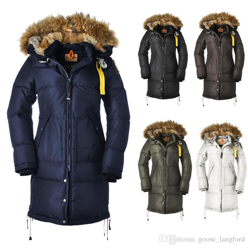 2018 Dhl 2018 Winter Luxury Parajumpers Women Light Long Bear Down Jacket For Women Slim Windproof Warm Long Coats For Women Warm From Goose_langford, ...