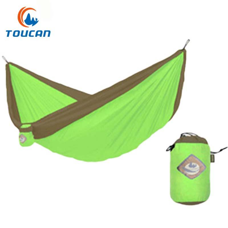 2018 Strong Load Bearing Garden Hammock Portable Camping Hammock Multicolor Hanging  Chair Leisure Swing Breathable Travel Outdoor From Donaold, ...