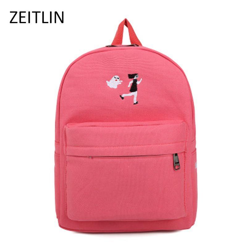 Dla Młodych Zeitlin Dziewcząt Backpacfor Plecak Kup Damski wfxOOB