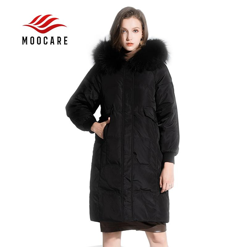 891ee2f6613783 2019 2018 winddicht Daunenmantel Jacke Reißverschluss Frauen unten warme  Mantel Langarm Outwear Kleidung für Herbst Winter