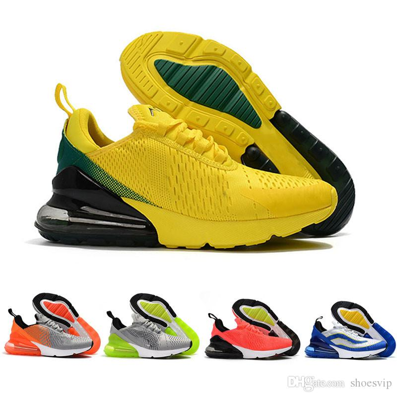 2018 New Running Shoes For Men 270 Designer Sneakers 98 Word Cup 270 Shoes Summer Mesh Breathable Sports Shoes Male Trainers Athletics cheap sale real aTHwEo8tM