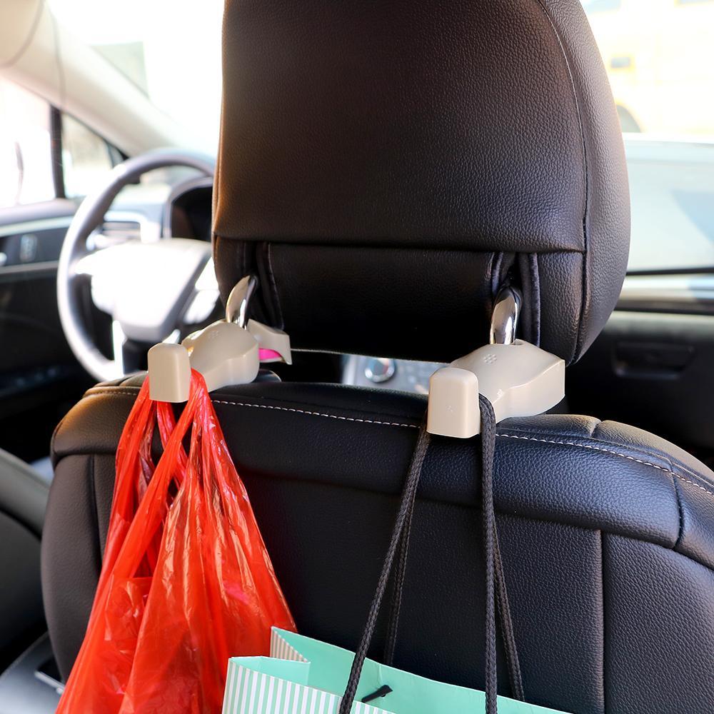 Crochet de voyage de cintre de voiture d/'appui-tête de haute qualité