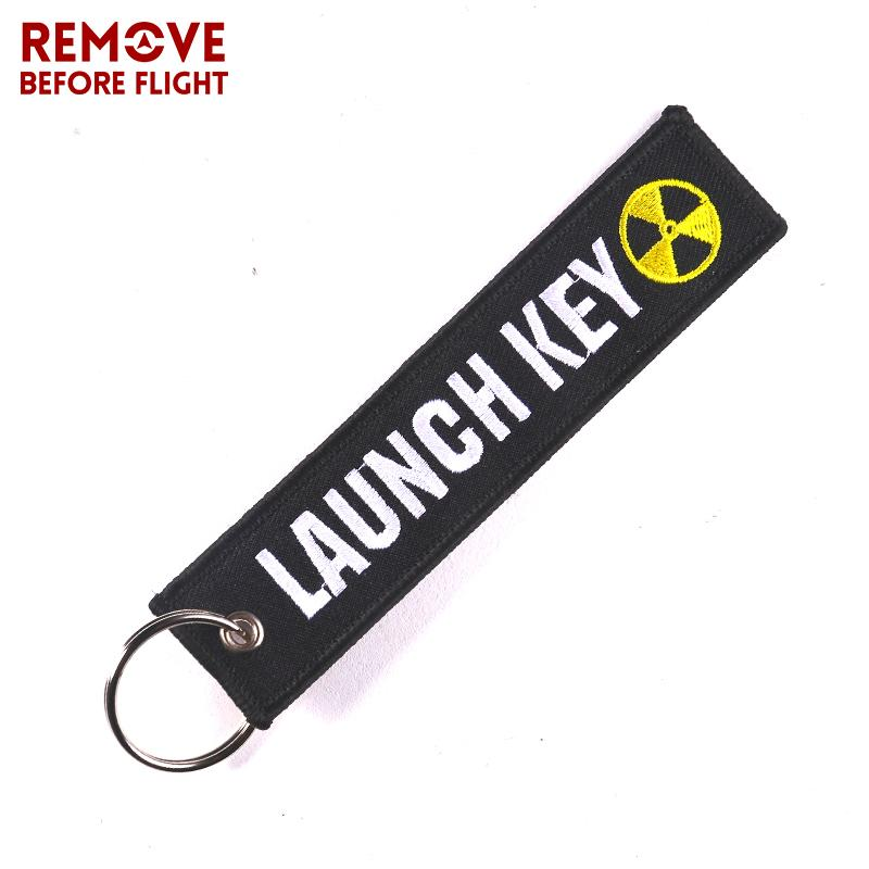 b1c50590e1 New Fashion Nuclear Launch Key Chain Bijoux Keychain for Motorcycles ...