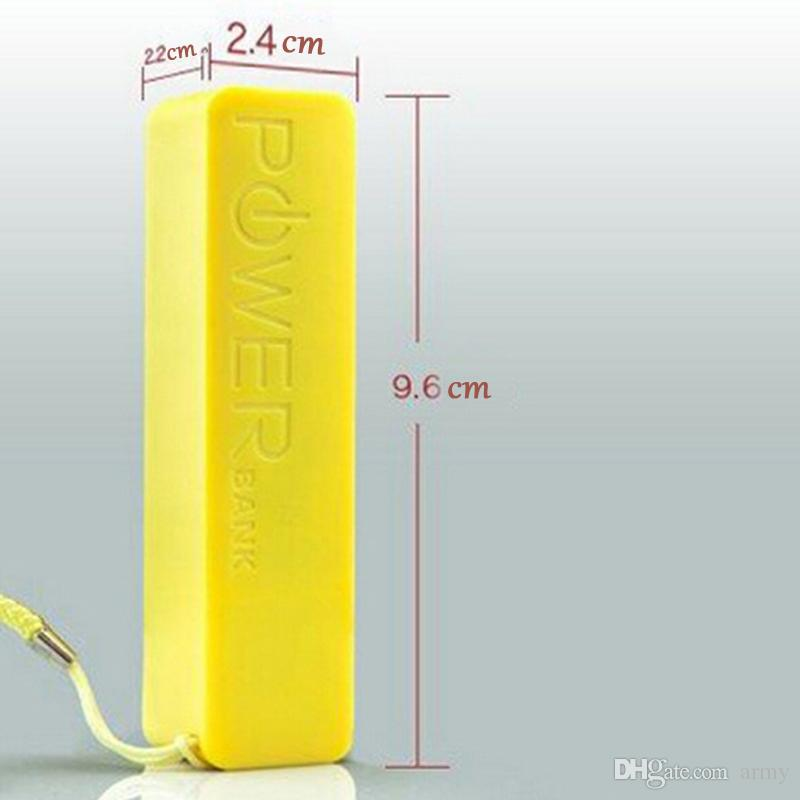 2018 Mobile charger power bank Mini USB Portable Charger backup battery charger univeresal smartphone